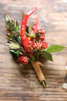 almost edible corsage