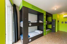 Backstay Hostel, dorms