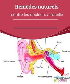 Remèdes #naturels contre les douleurs à l'oreille   Les #douleurs à #l'oreille sont très gênantes, mais il existe des #remèdes naturels pour s'en débarrasser en douceur. Venez découvrir nos astuces !