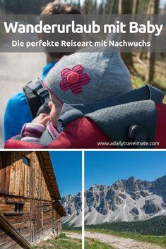 7 Gründe, warum ein Wanderurlaub die perfekte Reiseart mit Nachwuchs ist #reisenmitkind #reisenmitbaby #wandernmitbaby #wandernmitkind #wandern #reisen #trekking #wanderurlaub #wanderreise