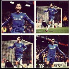 Eden Hazard #Chelsea
