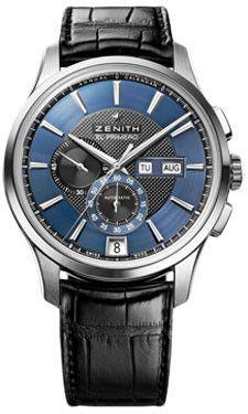 Zenith El Primero Captain Winsor SS 03.2070.4054/22.C708