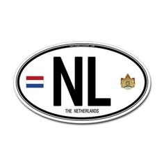 Dutch sticker for your car.