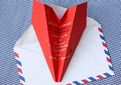 Paper Airplane Crafts for Parties and Decor – One Crafty Place