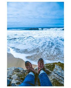 Breathe in the salty air - - - #photography #5dmarkiii #beach #sea #seaside #ocean #sand #morning #shoes #hikers #merrell #sky #nature #roadtrip #hwy1 #surf #waves #marine #coast #coastal #scenic#bigsur #carmelbythesea #mosslanding #sanfrancisco #california #norcal #northerncalifornia #westcoast #bestcoast #montereylocals - posted by William Ray Preston https://www.instagram.com/williamraypreston. See more of Carmel By The Sea, CA at http://carmellocals.com