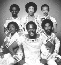 The Commodores ( W/Lionel Richie)