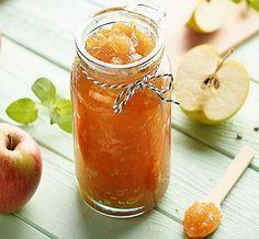 Aromatyczna jabłkowa konfitura #lidl #przepis #przetwory #konfitura #jabłka