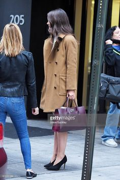 Katie Holmes seen out in Manhattan on October 03, 2016 in Los Angeles, CA.