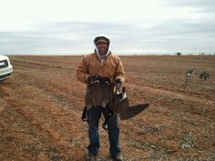 Goose Hunting Jan 2012