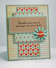 Teachers PP107 by TreasureOiler - Cards and Paper Crafts at Splitcoaststampers
