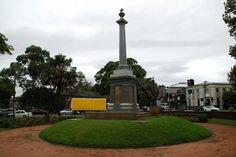 Mascot Memorial Park Memorial Park, Cn Tower, Parks, Sydney, Australia, Memories, Building, Travel, Life