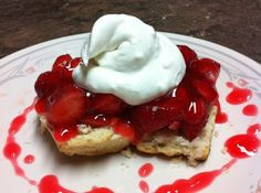 My Favorite Strawberry Shortcake Recipe | Just A Pinch Recipes