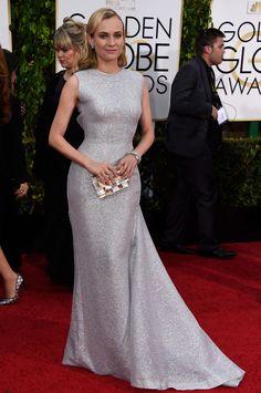 Diane Kruger In Emilia Wickstead.  - ELLE.com
