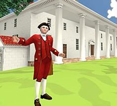 Lesson plans and teaching resources about George Washington and his role in US history were developed by Mount Vernon's Educational Department.