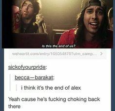 A love Like War- All Time Low c: hahahahahaha