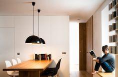 iglesias-hamelin [arquitectos] · Apartamento JuMa · Divisare