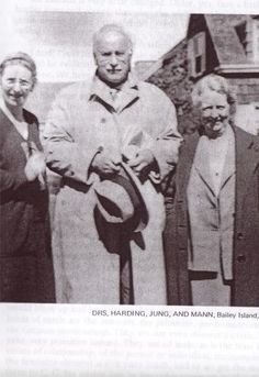 Harding, Jung and Mann