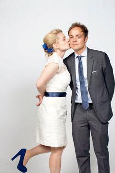 Very Chic Wedding Dress :)