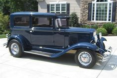1930 CHEVROLET CUSTOM 2 DOOR COUPE