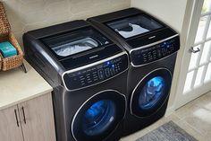 Small Washing Machine, Samsung Washing Machine, Portable Washing Machine, Washing Machines, Laundry Room Appliances, Major Kitchen Appliances, Best Smart Home, Laundry Room Inspiration, Smart Home Technology