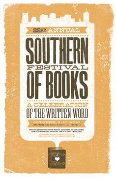 Southern Festival of Books.