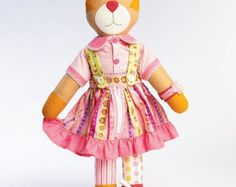 Learning Toy Pattern Dress and Undress Stuffed Animals by blue510
