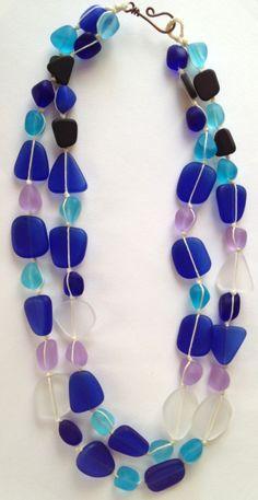 BeadLove - Summer Carnival Sea Glass