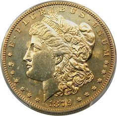 1879 P Morgan Dollars (Proof) Dollar PR63 PCGS * You can get more details by clicking on the image.