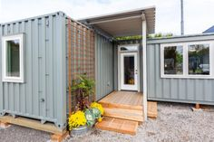 Shipping Container Home Photo Gallery | Relevant Buildings Canby Oregon, Energy Efficient Homes, Container House Design, Shipping Container Homes, Home Photo, Tiny House, Building A House, Photo Galleries, Shed