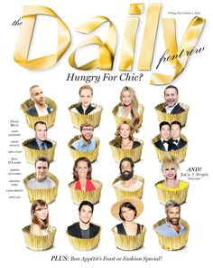Inside The Daily's Totally Delicious Issue Deux
