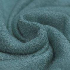 light boiled wool sea green