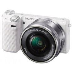 Fotoaparat DSLR,NEX5TLW 16-50 BELI SONY