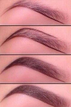 You're Filling In Your Eyebrows All Wrong