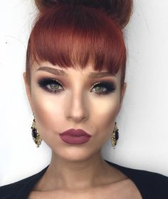 Do you have red hair and looking for makeup inspo? Great, then you're not going to want to miss out on our best makeup ideas for redheads to try out this season Redhead Makeup, Red Makeup, Pretty Makeup, Beauty Makeup, Makeup Looks, Hair Makeup, Hair Beauty, Red Hair Don't Care, Spring Makeup