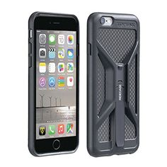 Topeak Ride Case with Mount for iPhone 6, Black