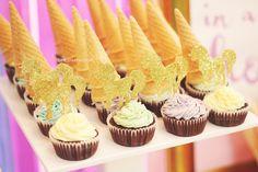 Sparkle Unicorn Baby Shower Party Baby Shower Cakes For Boys, Baby Shower Desserts, Boy Baby Shower Themes, Baby Shower Cupcakes, Baby Shower Favors, Shower Party, Baby Shower Parties, Baby Boy Shower, Boy First Birthday