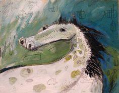 horse s - Olya Leontieva