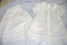 Old Fashioned Baby Best Embroidered Baby Clothes