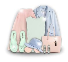 """""""fly"""" by jiabao-krohn ❤ liked on Polyvore featuring H&M, Rochas, Alexander Wang, Trina Turk, Tkees, Linda Farrow, Shourouk and Forever New"""