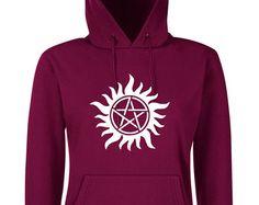Supernatural Anti Possession Sign Ladies Shirt by AShopForFans