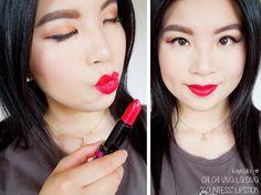 Chi Chi Viva La Diva Lipstick Collection ♡ Glamazon, Lady Bump, Countess