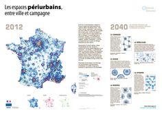 Territoires 2040 - Espace périurbain, entre ville et campagne