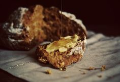 Irish Treacle Soda Bread - Citrus and Candy Rustic Food Photography, Our Daily Bread, Soda Bread, Fresh Bread, I Want To Eat, Food 52, Us Foods, Gourmet Recipes, Baked Goods