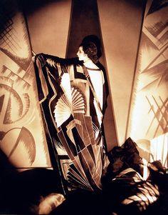 Fashion Illustration 1925 Art Deco Fashion photo by Edward Steichen
