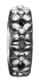 STORY Kranz & Ziegler Black Rhodium Flower Spacer Black Rhodium, Flowers, Bracelets, Florals, Bracelet, Flower, Blossoms, Arm Bracelets, Bangles