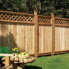 So the best product for your fence would be an oil-based, semitransparent stain. Semitransparent means it contains some pigment to protect w...