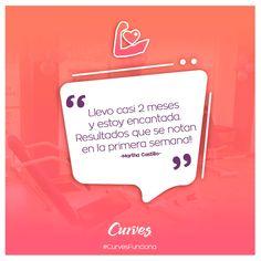😎 Dale ❤ si ya eres una #ChicaCurves… y si aún no ¿qué esperas? #curvesfunciona #fitness #resultadoscomprobados