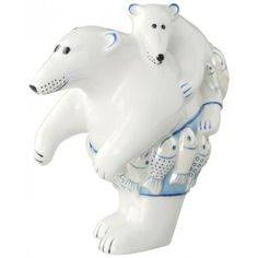 Erinaq & Miki of the #PolarBear family collection | Villeroy & Boch