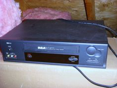 RCA VHS Player in Dawn's Garage Sale in Virginia Beach , VA for $10.00. Great condition. Vcr Player, Back To The Future, Gps Navigation, Virginia Beach, Tv Videos, Garage, Childhood, Happiness, Electronics