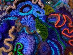 Free Form Crochet Stitches Tutorials | Crochet Pattern Central – Free, Online Crochet Patterns – Beginner by upthesky
